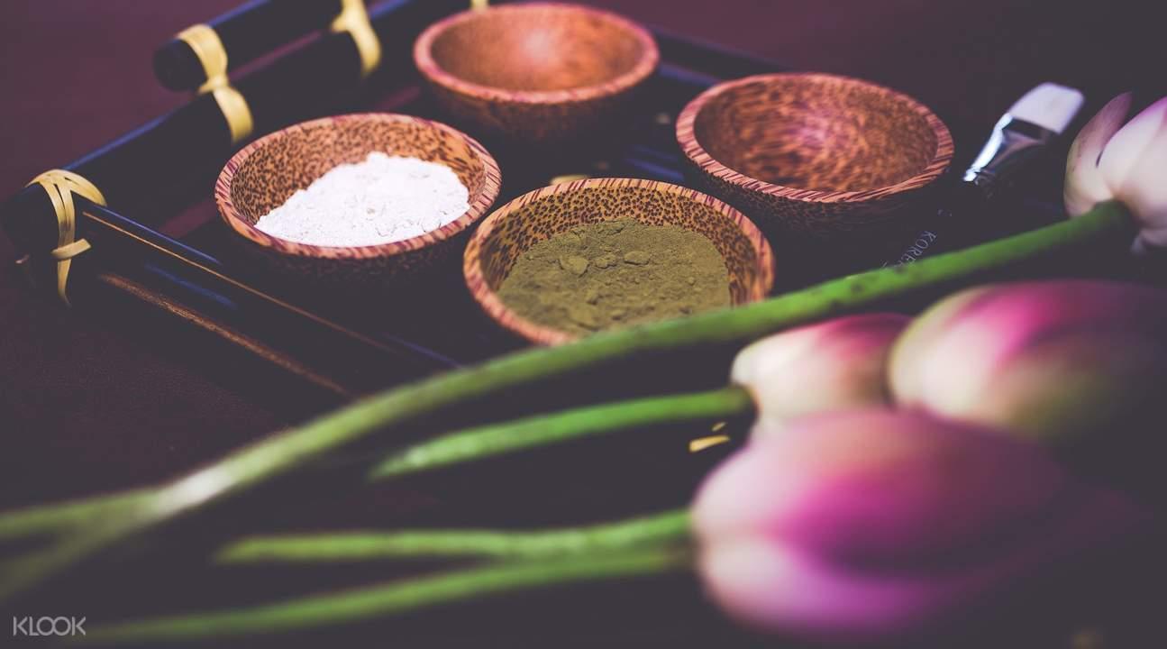 herbal spa da nang
